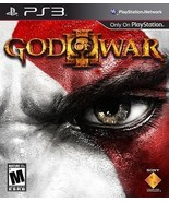 God Of War III  - Sony Playstation 3 Game Complete - $8.90