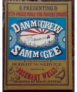 Robert W. Service Two Poems From the Frozen North The Shooting of Dan Mc... - $15.00