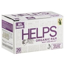 Helps Teas TEA,OG1,REST & Relax, 20 Bag - $9.99
