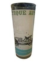 Drinking Glass - Antique Autos 1906 Stanley Steamer - $14.84