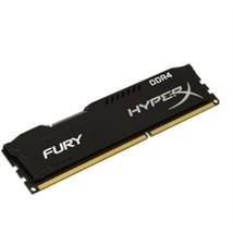 Kingston Memory HX424C15FB/4 4GB DDR4 2400 Unbuffered HyperX Fury Black ... - $43.80