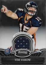 2010 Bowman Sterling #BSR-TT Tim Tebow NM-MT RC Denver Broncos - $19.99