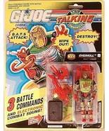 "G.I. Joe Talking Battle Commanders ""Overkill"" - $77.22"