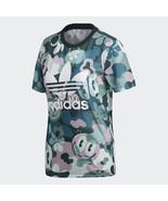 New Adidas Originals 2019 ART Tshirt Shirt camouflage cartoon Jacket DV2672 - $59.99
