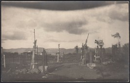YZ1403 Scorcio Pictorial IN A Place For to Identify - 1930 Photography P... - $20.04