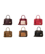 MICHAEL KORS Park Medium 100% Saffiano Leather Satchel Bag SUPER SALE $290 - $98.01+
