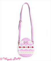 ANGELIC PRETTY Easter Egg Pochette Pink Bag Girly Fashion - $158.84