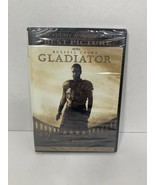 Gladiator Russell Crowe widescreen DVD new sealed 2003 - $3.95