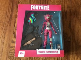 Fortnite Cuddle Team Leader 7 inch Action Figure by McFarlane Toys - $39.26