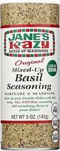 Jane's Krazy Seasonings Mixed-Up Basil Seasoning, 5 Ounce - $12.06