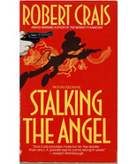 MYSTERY: Stalking the Angel By Robert Crais ~ Paperback ~ 1992 - $5.99