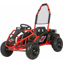MotoTec Mud Monster 98cc 4-Stroke Kids Off the Road Go Kart Age 13+ Up to 25 MPH image 2