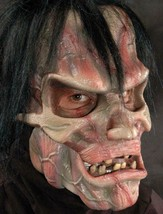 Frankenstein Mask Man Created Action Creepy Scary Halloween Costume Part... - $86.16 CAD