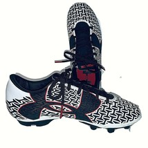 Under Armour 7 Mens CF Force 2.0 Turf Soccer Shoes Cleats #1264202-103 EUC - $31.96