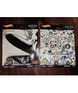 2 Hot Wheels Led Zeppelin Haulin Gas + Combat Medic Pop Culture NEW SHIP... - $22.72