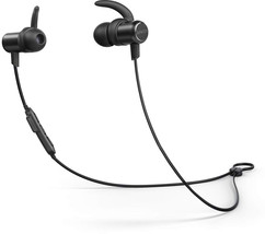 Bluetooth Headphones, Anker SoundBuds Slim Wireless Workout Headphones,1... - $95.33