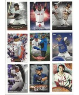 2016 TOPPS INSERTS - SERIES 1, 2 & UPDATE - ALL LISTED  - WHO DO YOU NEE... - $0.99+