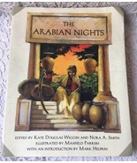 The Arabian Nights: with an Introduction by Mark Helprin 1996  - $7.98