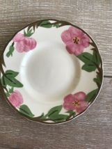 "Set 10 Franciscan Desert Rose Bread Plate 6"" New Modern Stamp Replacement image 6"