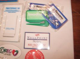 Rx, Pharmacy Promotional Items, Mixed Lot image 8
