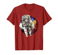 New Shirts - New Astronaut Space and Planets TShirt eyes Men - $19.95+