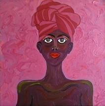 Original Paintings Black People African American Women Woman Girls Portr... - $2,850.00