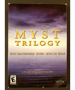 Myst Trilogy (Windows/Mac, 2002) Video Games - $8.00