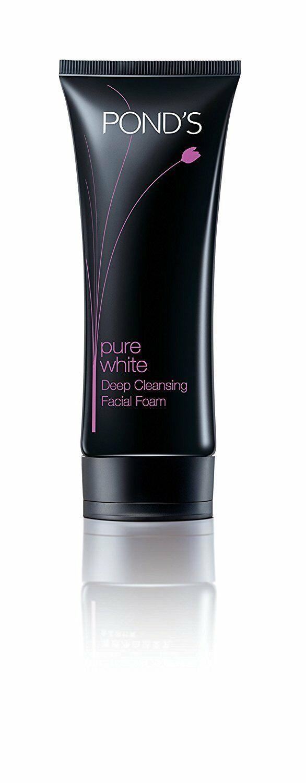 Ponds Pure White Deep Cleansing Facial Foam 50 GM  FREE SHIP - $6.14