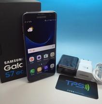 NEW/OPEN BOX SAMSUNG GALAXY S7 EDGE SM-G935P BLACK FACTORY UNLOCKED 32GB