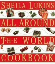 All Around the World Cookbook Lukins, Sheila - $17.64