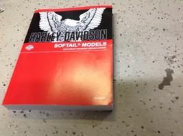 2018 Harley Davidson Softail Modelos Servicio Reparar Tienda Manual Fábr... - $197.99