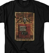 """The Twilight Zone t-shirt Episode No 42 """"Nick of Time"""" graphic tee CBS1243 image 2"""