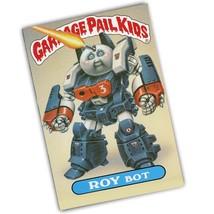 Garbage Pail Kids Roy Bot Collector Card Design 4x6 Inch Magnet - $5.94