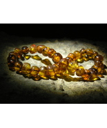 GOLDEN DRAGON GUARDIAN WHITE MAGIC Amber Bracelet izida haunted no Djinn - $252.00