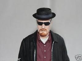 "Breaking Bad Heisenberg Walter White Action Figure 6"" Mezco New *Loose* - $21.49"
