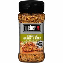 Weber Roasted Garlic and Herb Seasoning 7.75 oz. - $11.87