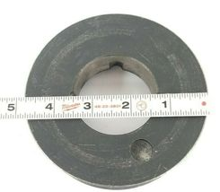 NEW GENERIC / CROSS MORSE SPA 118/2 PULLEY 2-GROOVE 2-1/4'' IN. ID 4-7/8'' IN. image 4