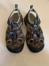 Women's Keen Sport Sandals Size 7 Water Shoes 1008020 Waterproof brown image 6