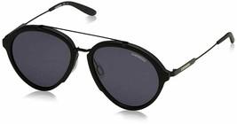 NEW Carrera Sunglasses Mens 125/S GTN Black Frame W/ Grey Gradient Lenses - $108.89