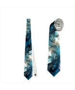 necktie godzilla monster mutant - $22.00