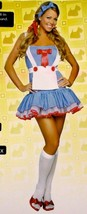 Roma Dorothy Babe Sexy Halloween Costume Wizard of Oz Dress 4052 Small/M... - $5.39