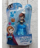 Disney Frozen Little Kingdom Anna Doll snap-ins Hasbro C1191 - $20.00