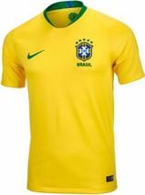 Authentic Nike Brazil Brasil CBF 2018 World Cup Soccer Jersey size Men's XL - $34.62