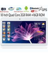 Original 10 Inch WiFi GPS FM Bluetooth 2G+16G Tablets Pc Built-in 3G Pho... - $159.95