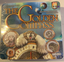 Golden Compass DVD Board Game by Sababa Toys New in Tin  - $39.99