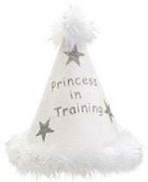Princess in Training White Hat