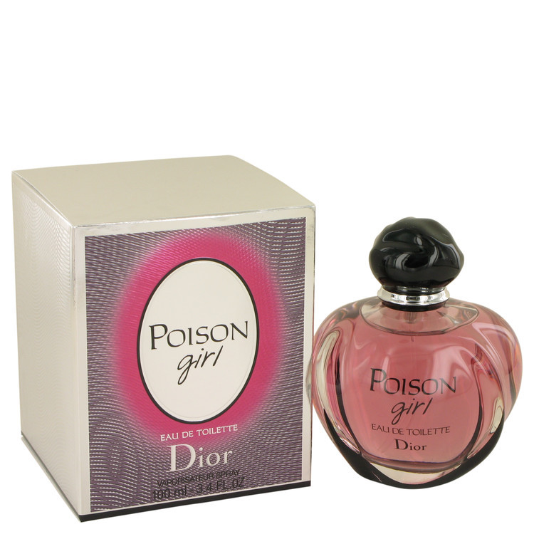 Primary image for Poison Girl by Christian Dior Eau De Toilette  3.4 oz, Women