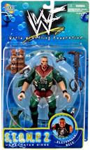 Headbanger Mosh STOMP Underwater Siege 2 WWE Wrestling action figure NIB... - $18.55