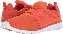 DC Men's Heathrow Skate Shoe, Rust, 14 D US - $50.23