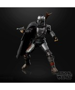 Star Wars The Black Series 6 Inches The Mandalorian Beskar Armor Figure Toy  - $79.90